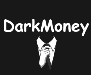 Логотип Dark Money
