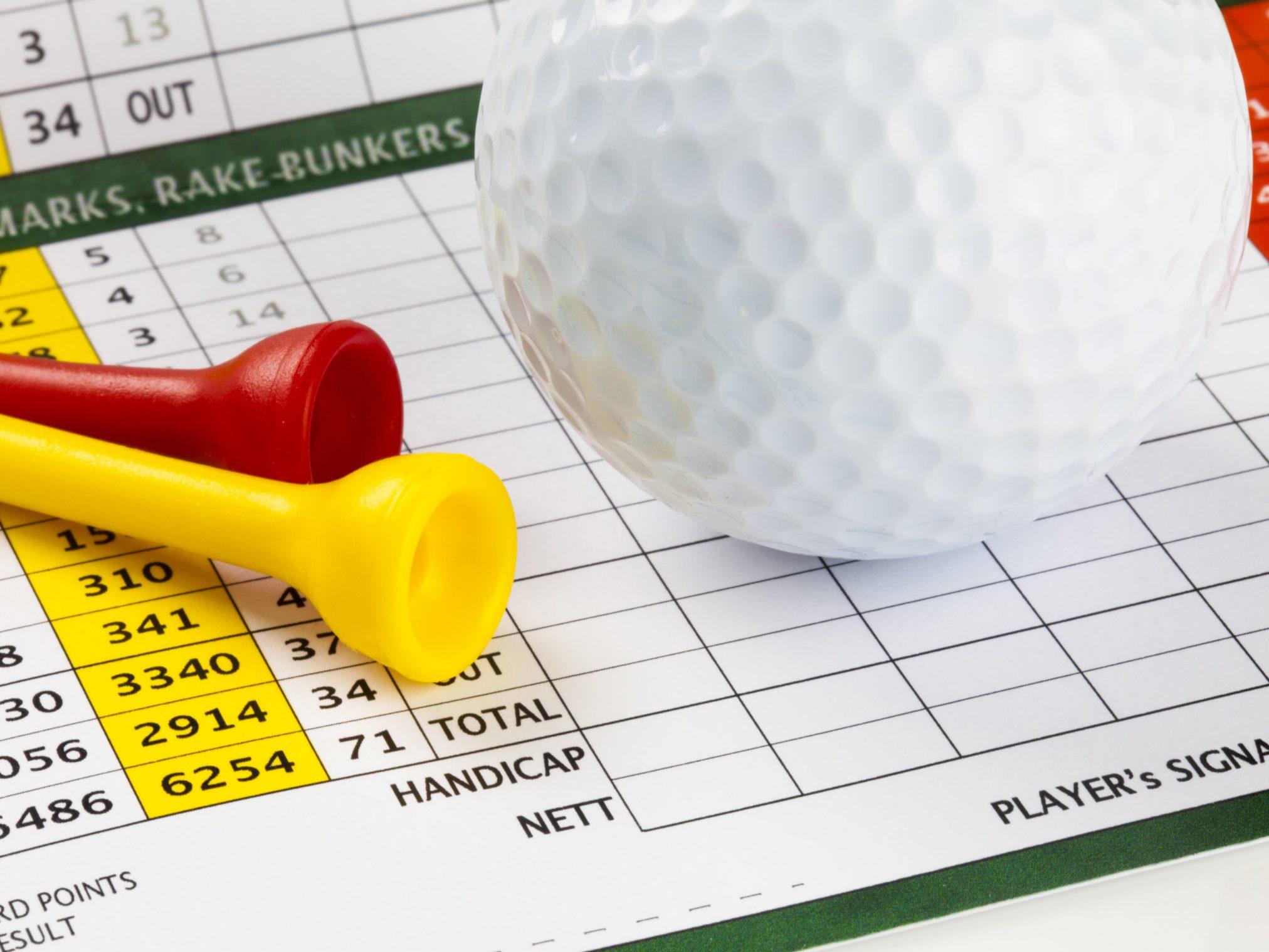 Фора в гольфе